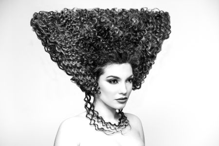 Avant Garde Hairstyle 1