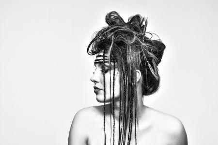 Avant Garde Hairstyle 3