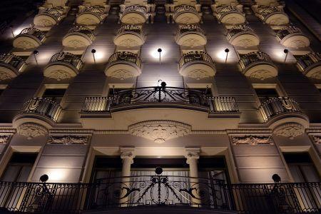 Facade Barcelona